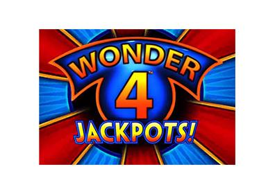 Wonder 4 Jackpot Slot Machine Game