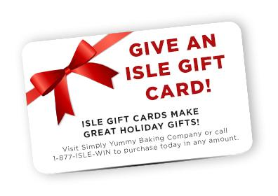 Give an Isle Gift Card