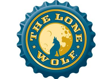 The Lone Wolf logo