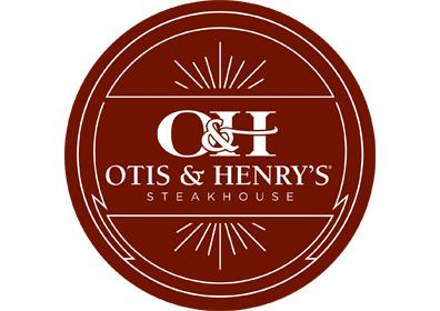 Otis & Henry's Steakhouse logo