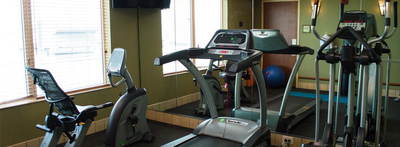 fitness center hero