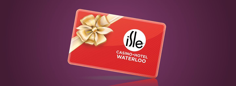 Isle gift card