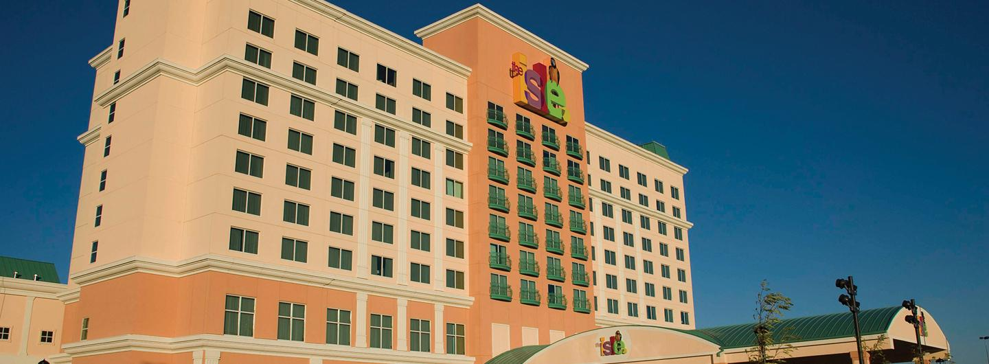 Isle Casino Hotel Waterloo Exterior Shot