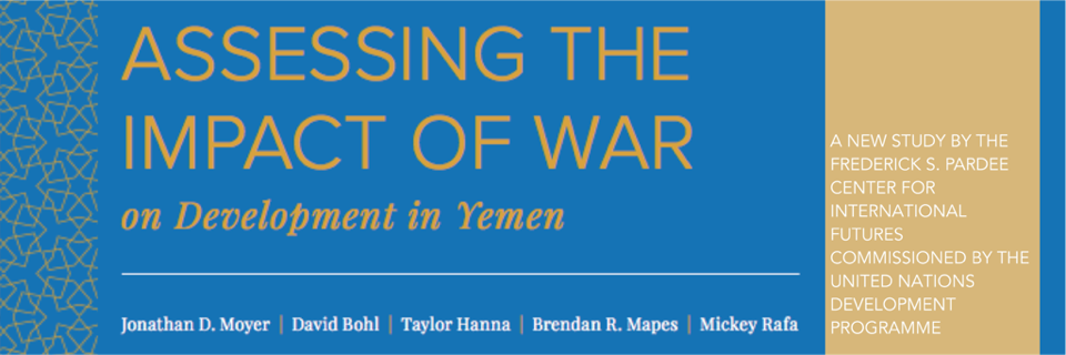 Assessing the Impact of War on Development In Yemen Banner