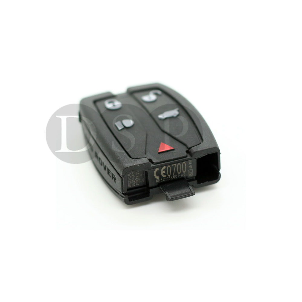 Smart Key Case Shell Fit For LAND ROVER LR2 Replacement 5