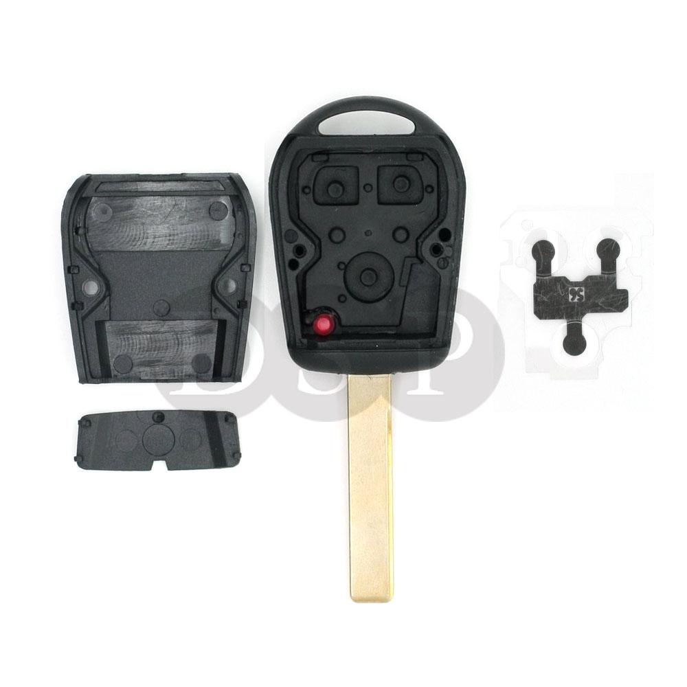 Remote Key Shell Fit For Bmw M3 X5 Z4 325 330 I Ci Xi Case