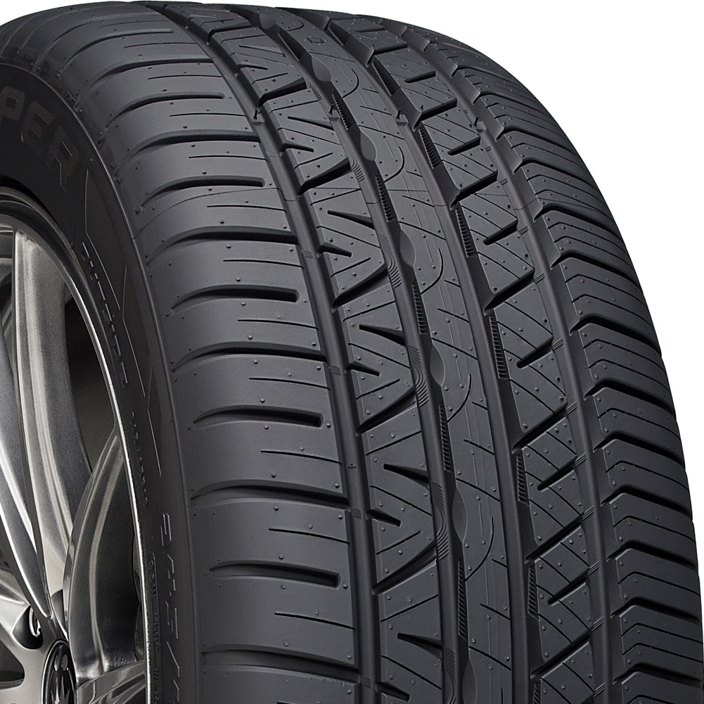 2 NEW 275//40-17 COOPER ZEON RS3-G1 40R R17 TIRES 31789