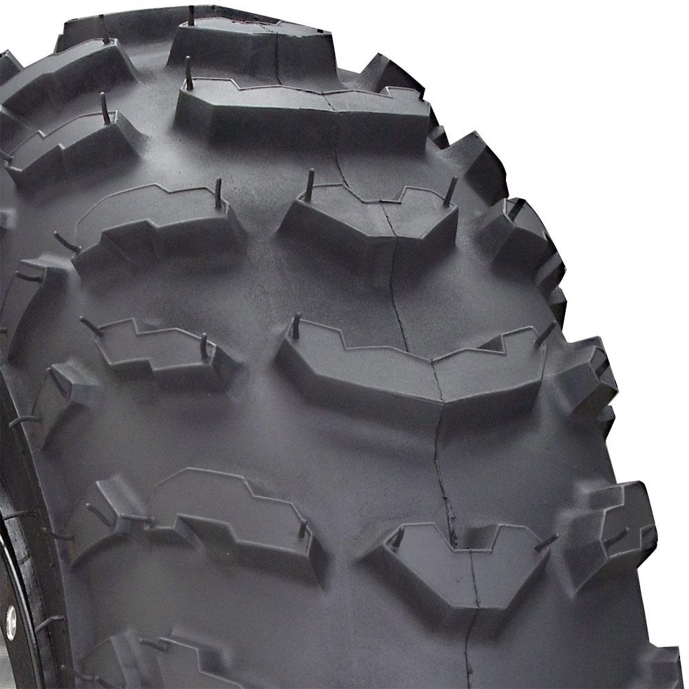 1 New Carlisle Trail Wolf 22x7-11 Tires 22711 22 7 11