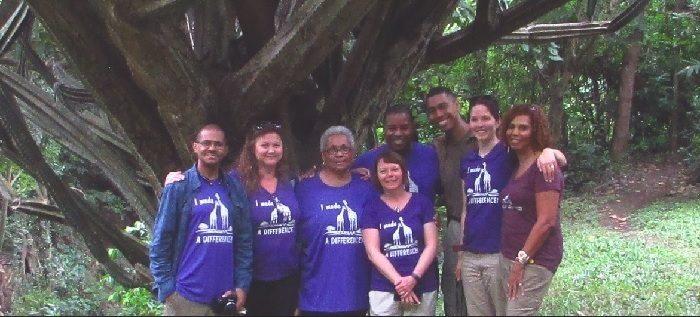 make a difference safari group