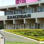 Arrival at Zanzibar