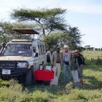 African Safari, Land Rover