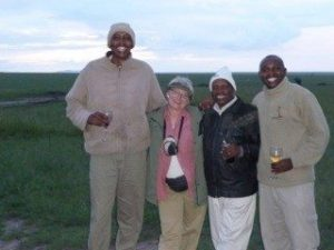 Vickie, Safari Kay, African Safaris