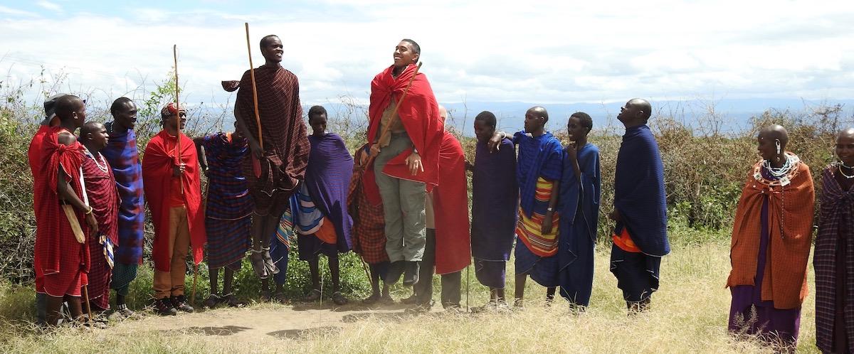 African Safari Encounters
