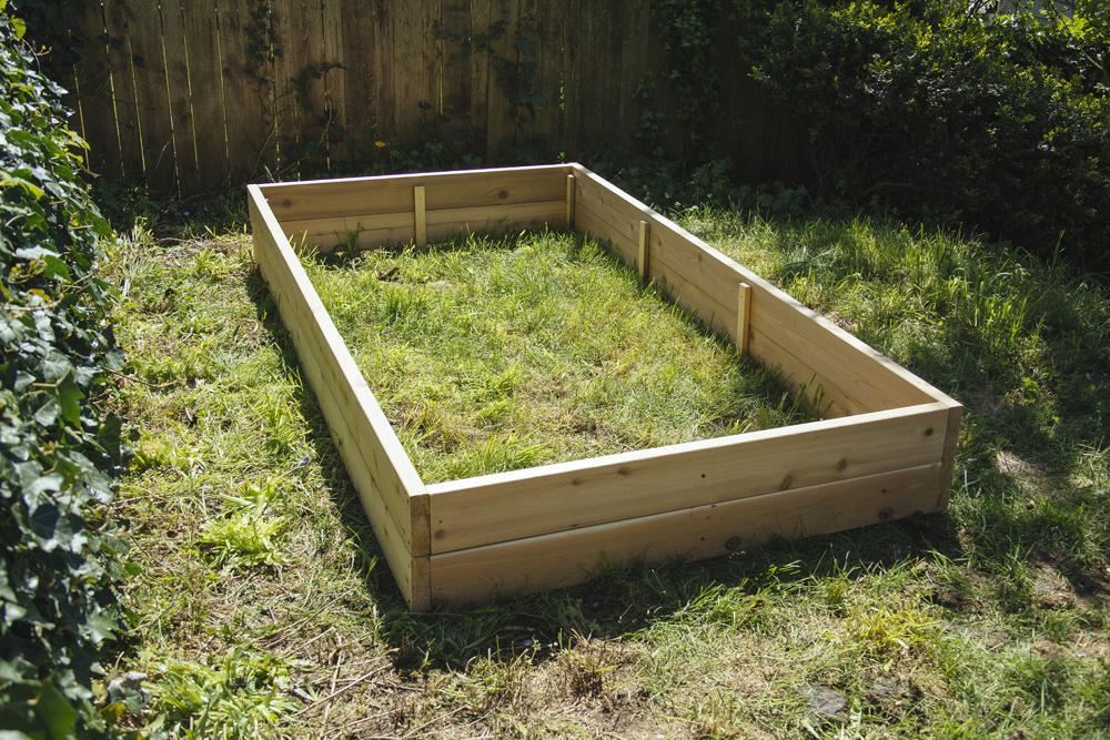planter bed frame
