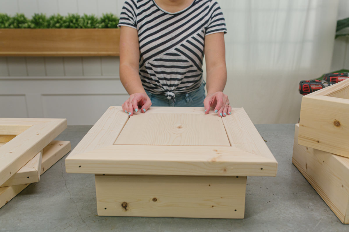 removable tabletop for storage