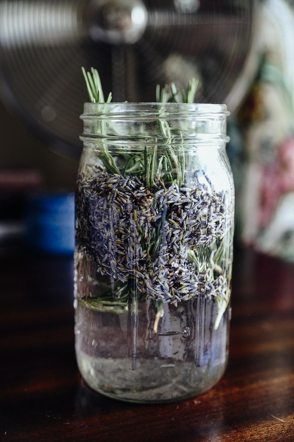 diy lavender cleaner
