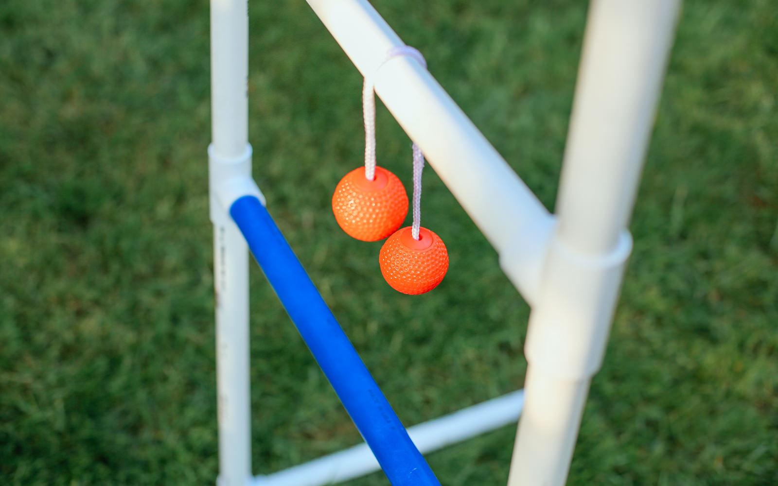 How To Make A Ladder Golf Game Diy Ladder Toss Dunn Diy