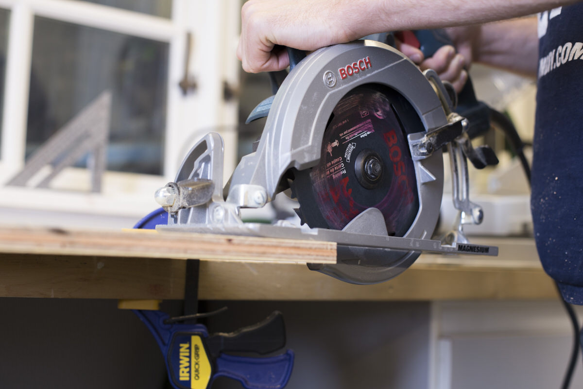 Dunn DIY How to Use Circular Saw Seattle WA 1