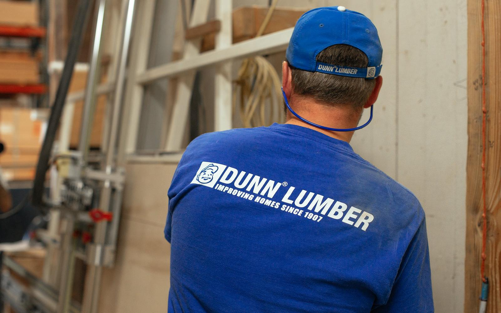 dunn lumber employee