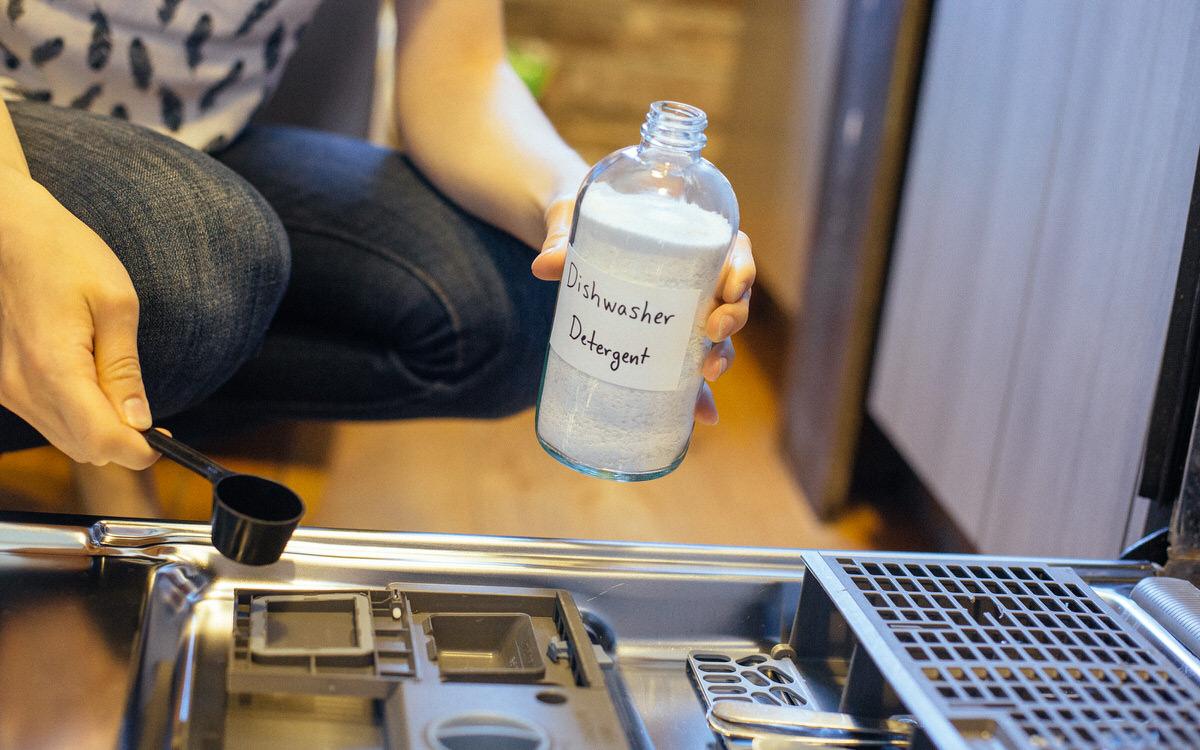 Dunn DIY Green Dishwasher Detergent Seattle WA 9