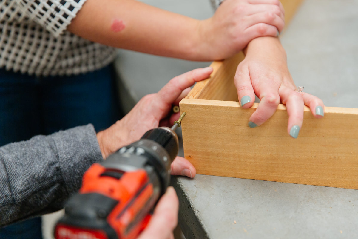 screw for framing boards