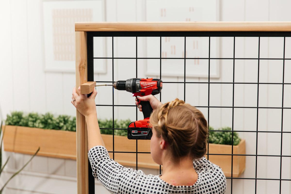 building a shelf