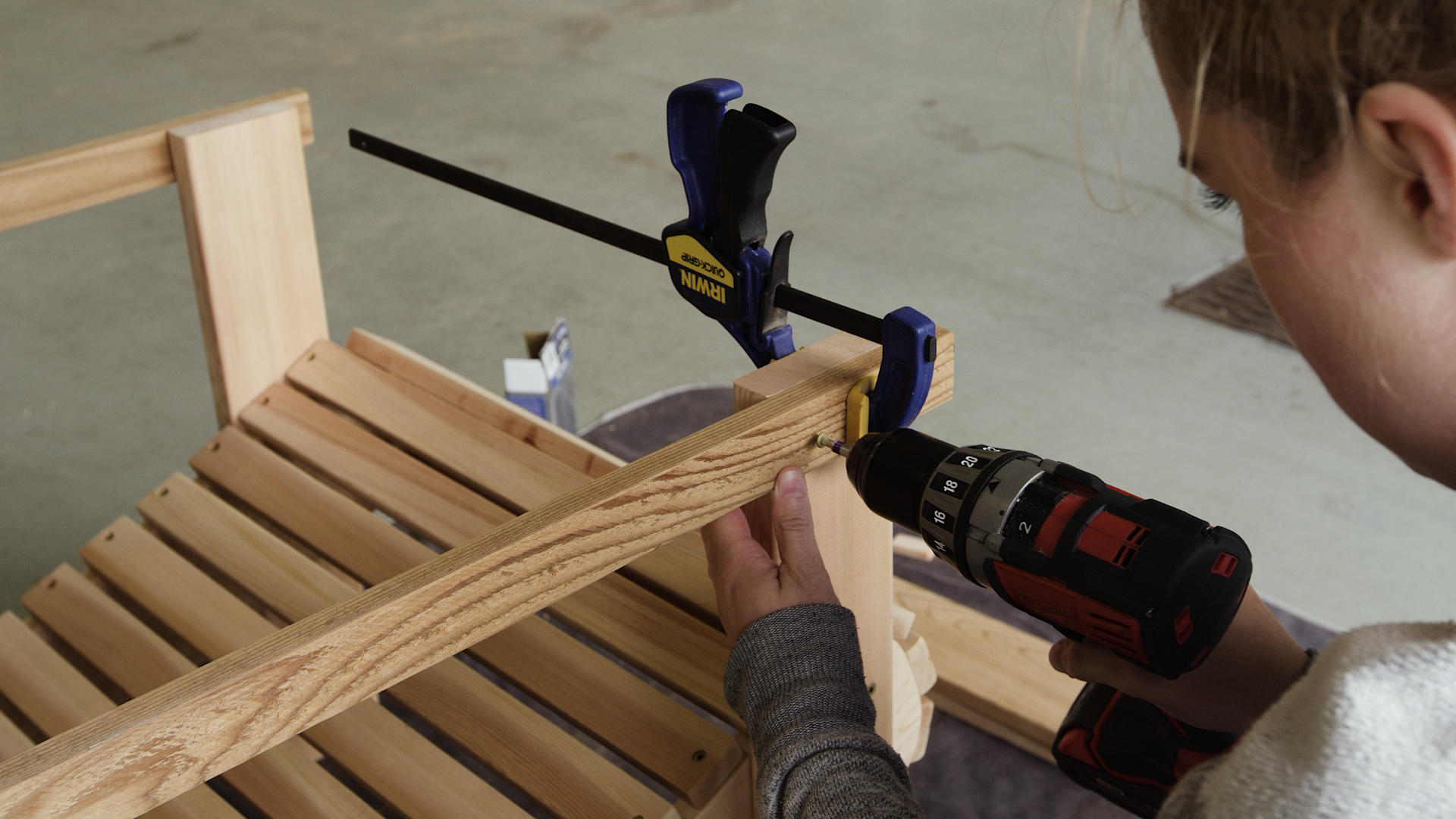 arms for adirondack chair