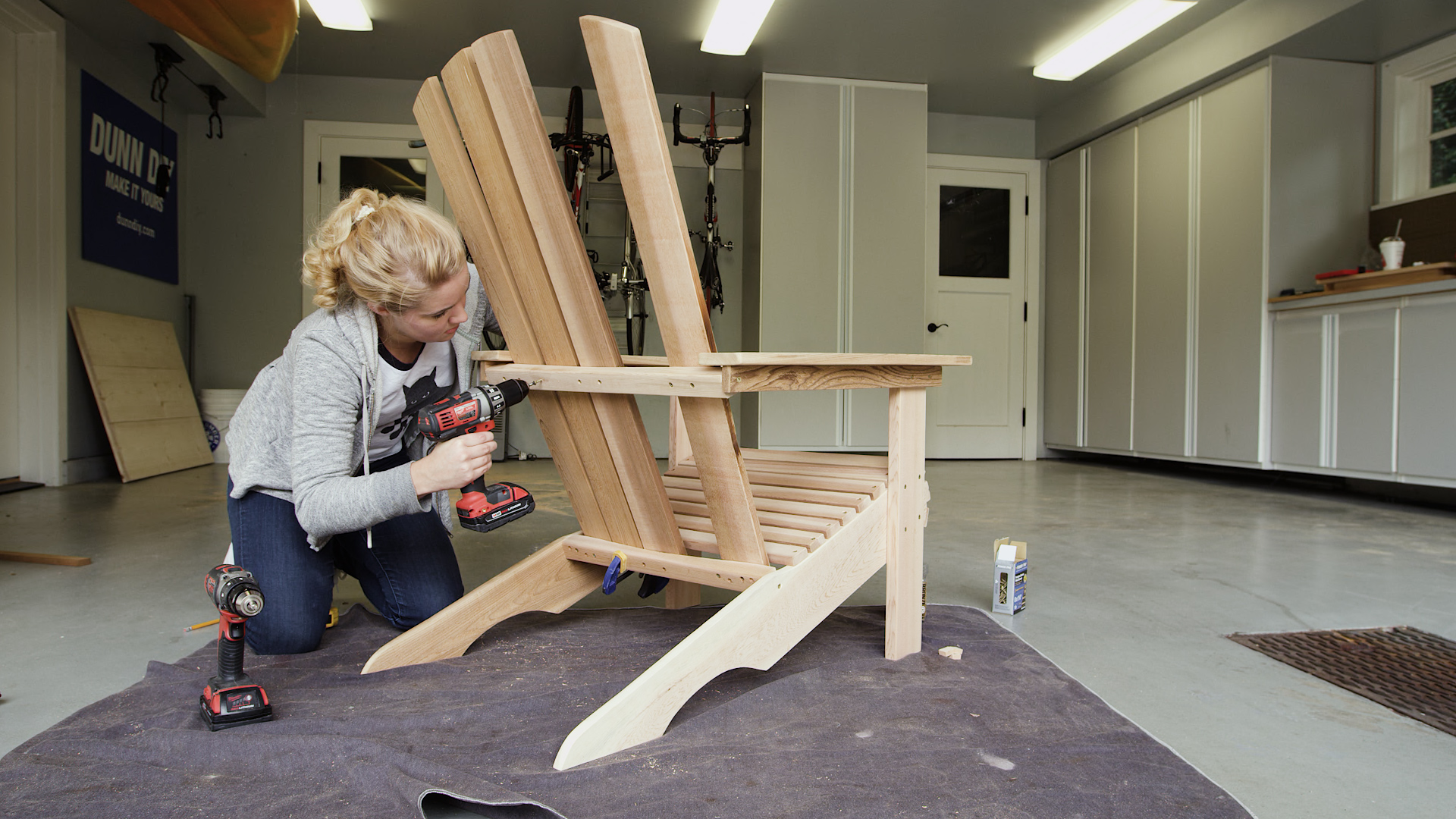 How to Build an Adirondack Chair Home Improvement Projects to