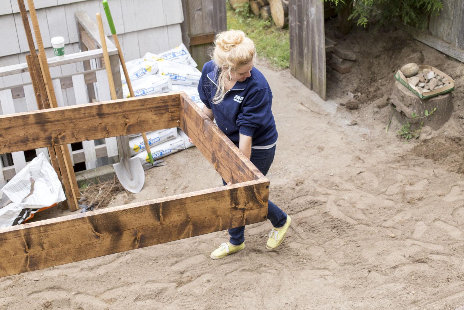 positioning sandbox