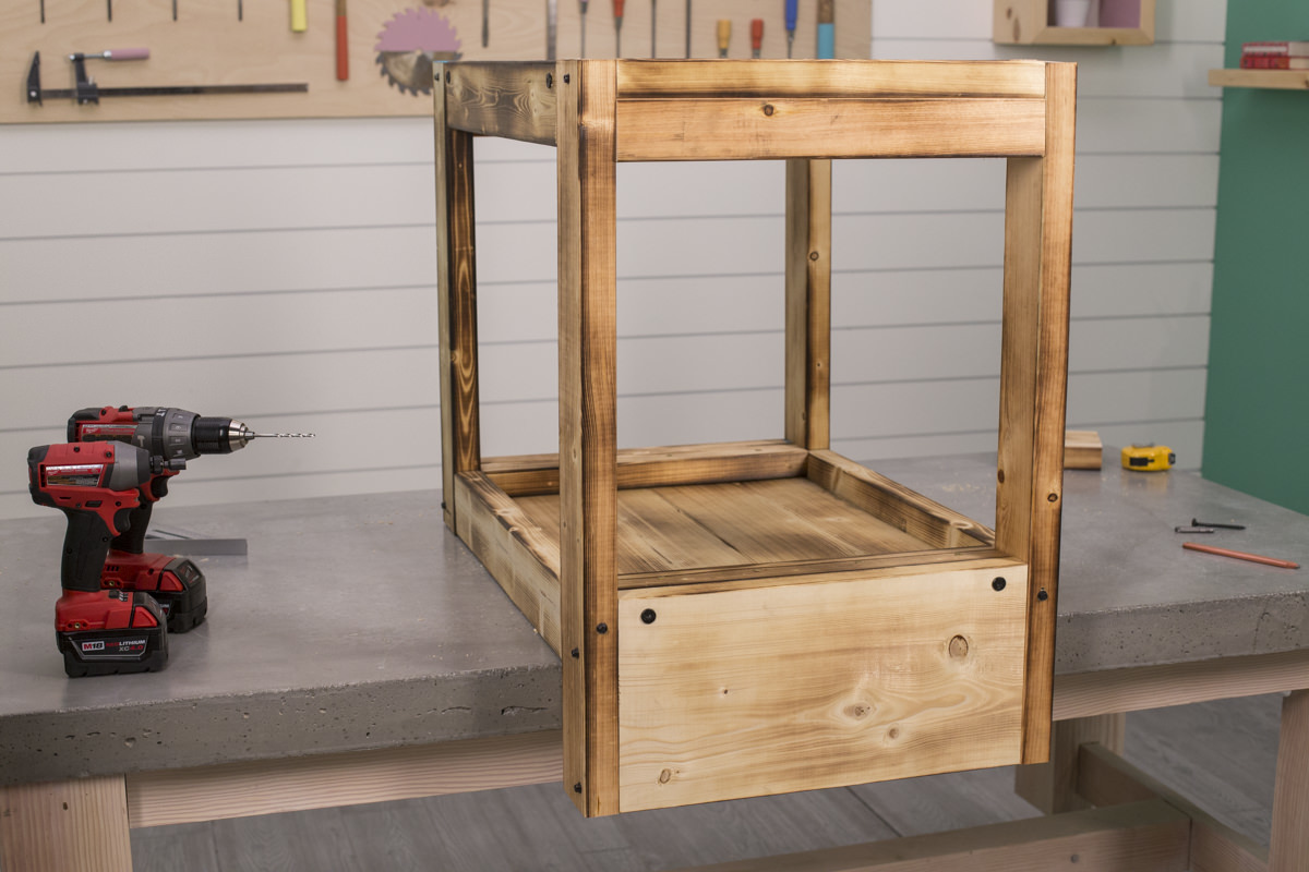Dunn DIY How to Build an Outdoor Bar Cart