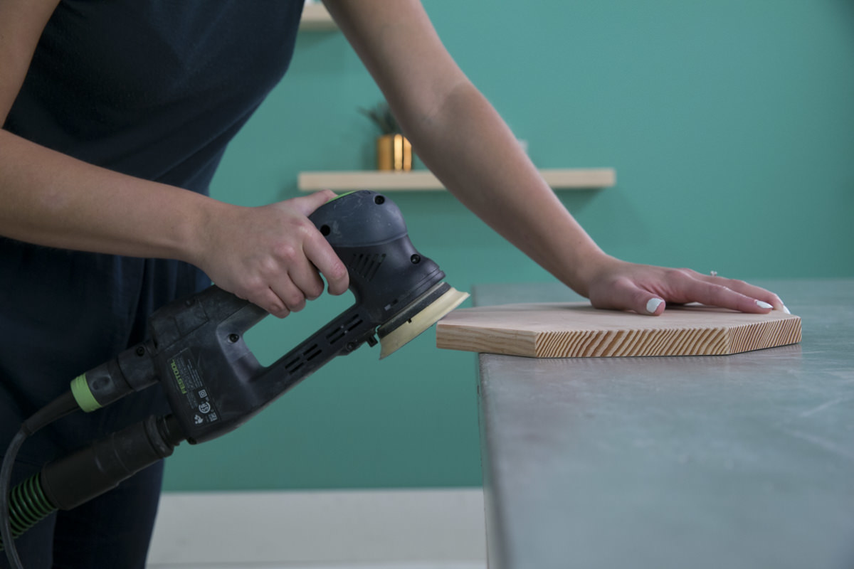Dunn DIY How to Build a Cake Stand Seattle WA 13