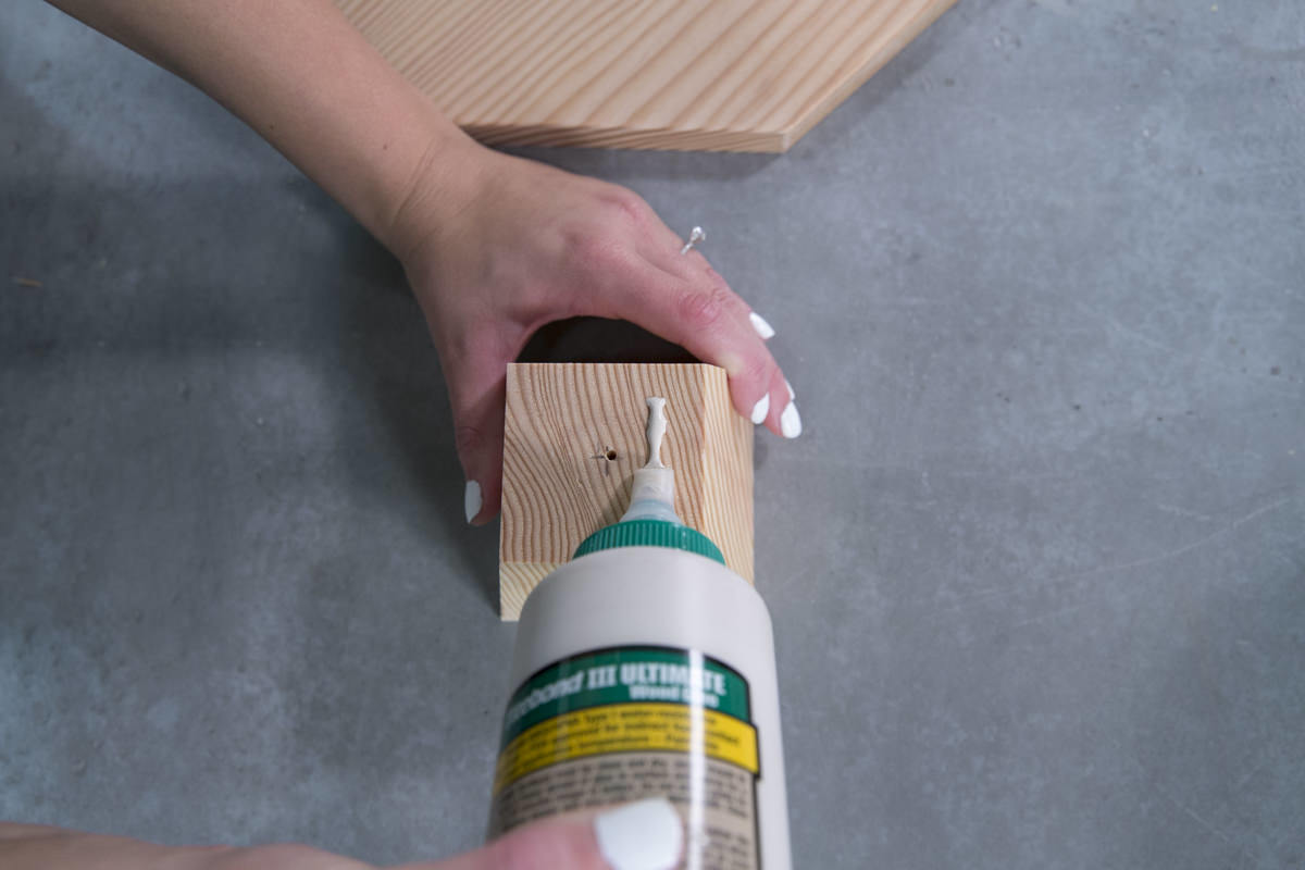 Dunn DIY How to Build a Cake Stand Seattle WA 17