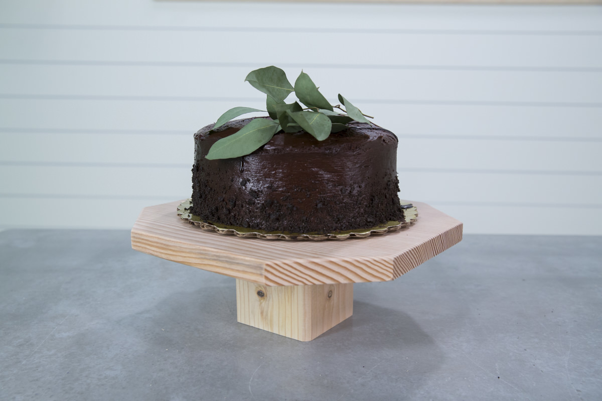 Dunn DIY How to Build a Cake Stand Seattle WA 22