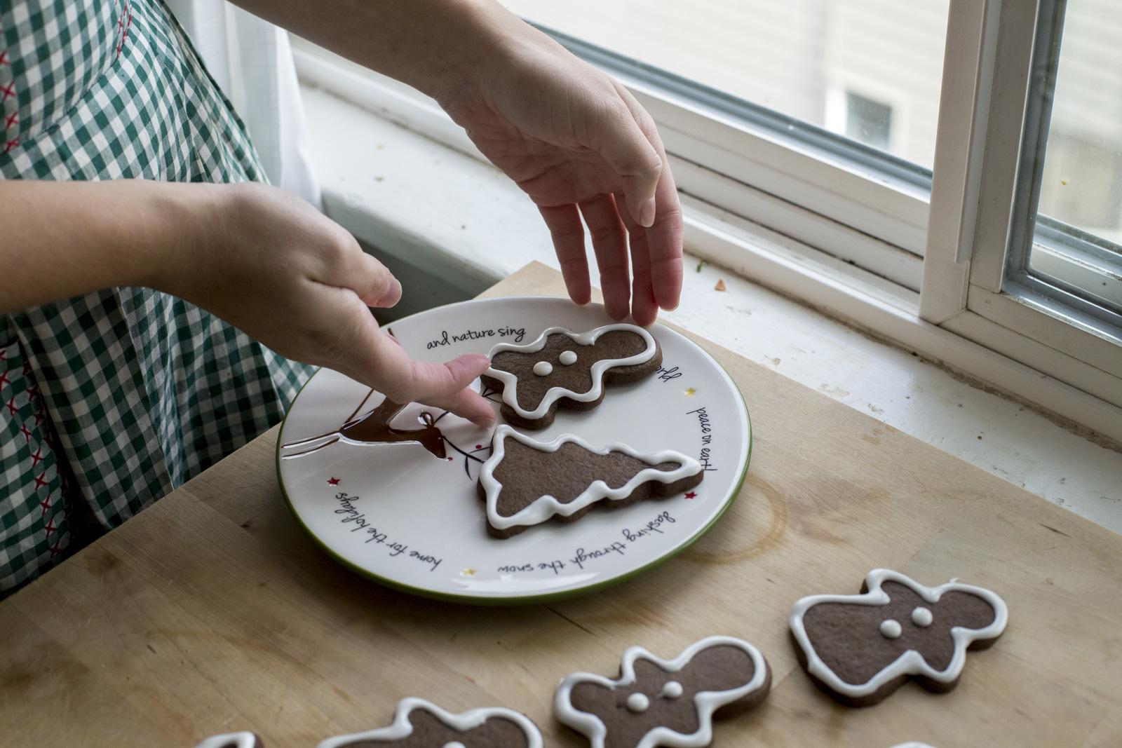 cookies for santa