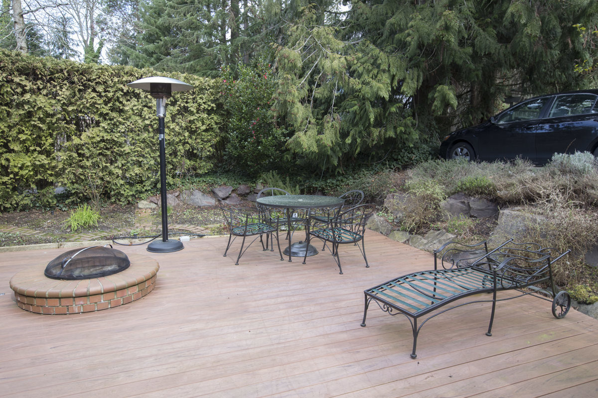 Dunn DIY How to Clean a Composite Deck Seattle WA 1