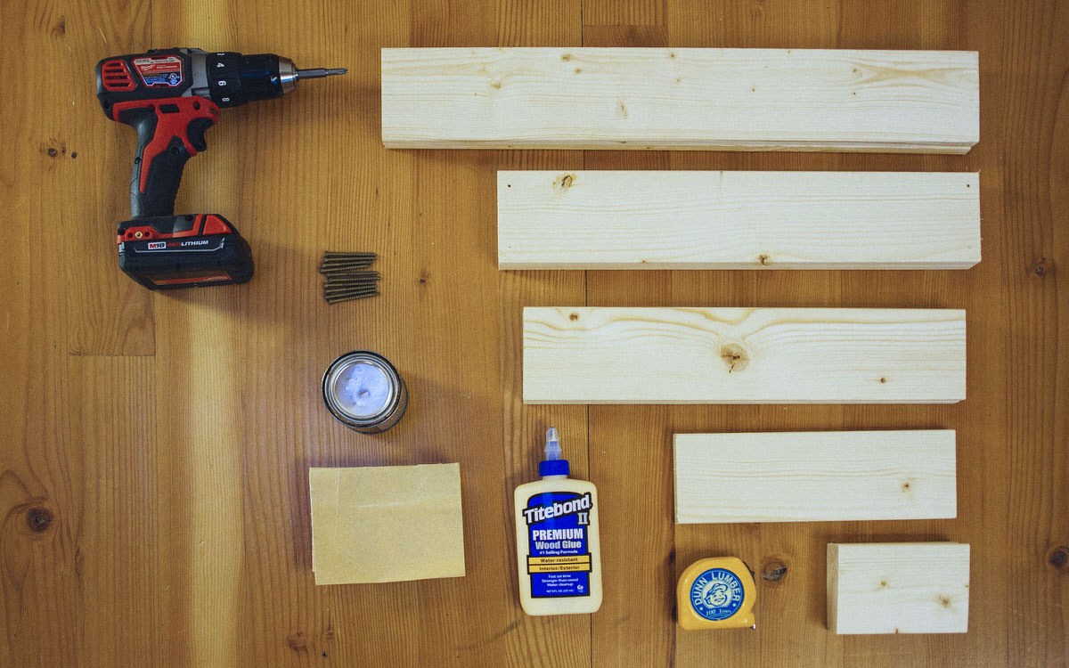 Dunn DIY Display Case Shelf