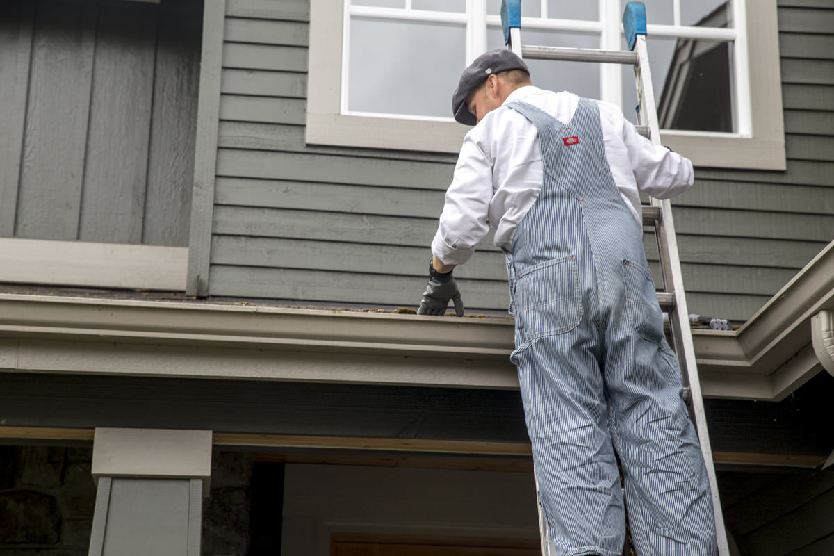 Dunn DIY How to Clean Your Gutters Like A Professional Seattle WA 3