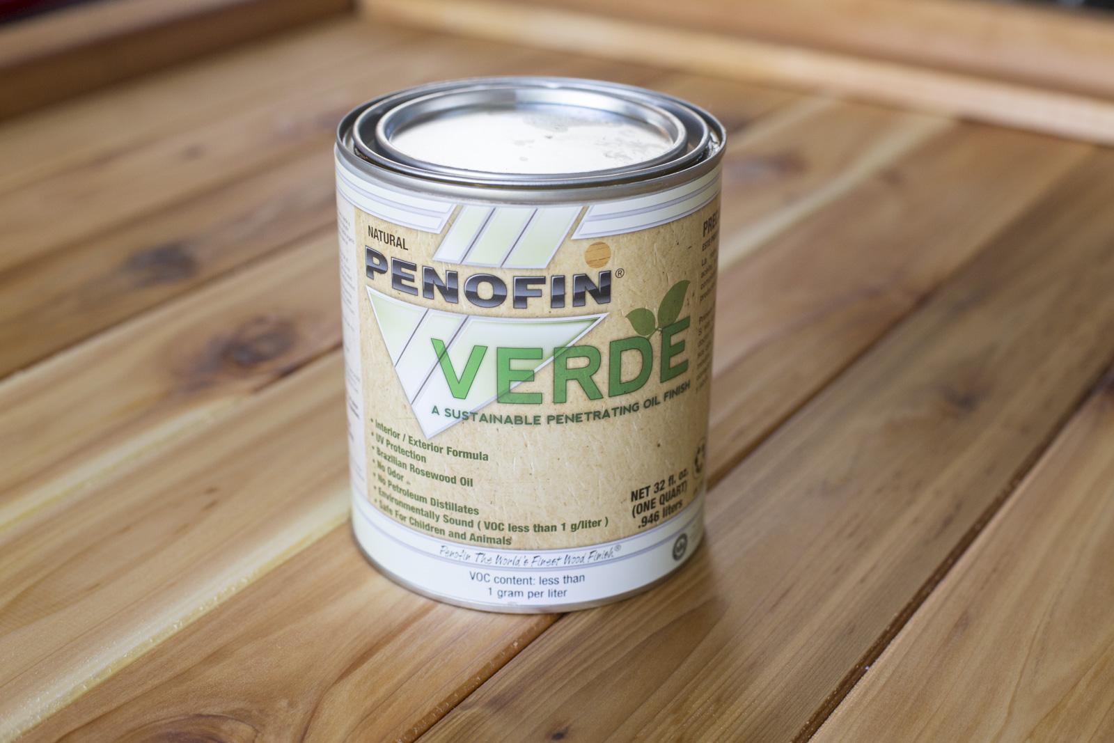 cedar wood paint