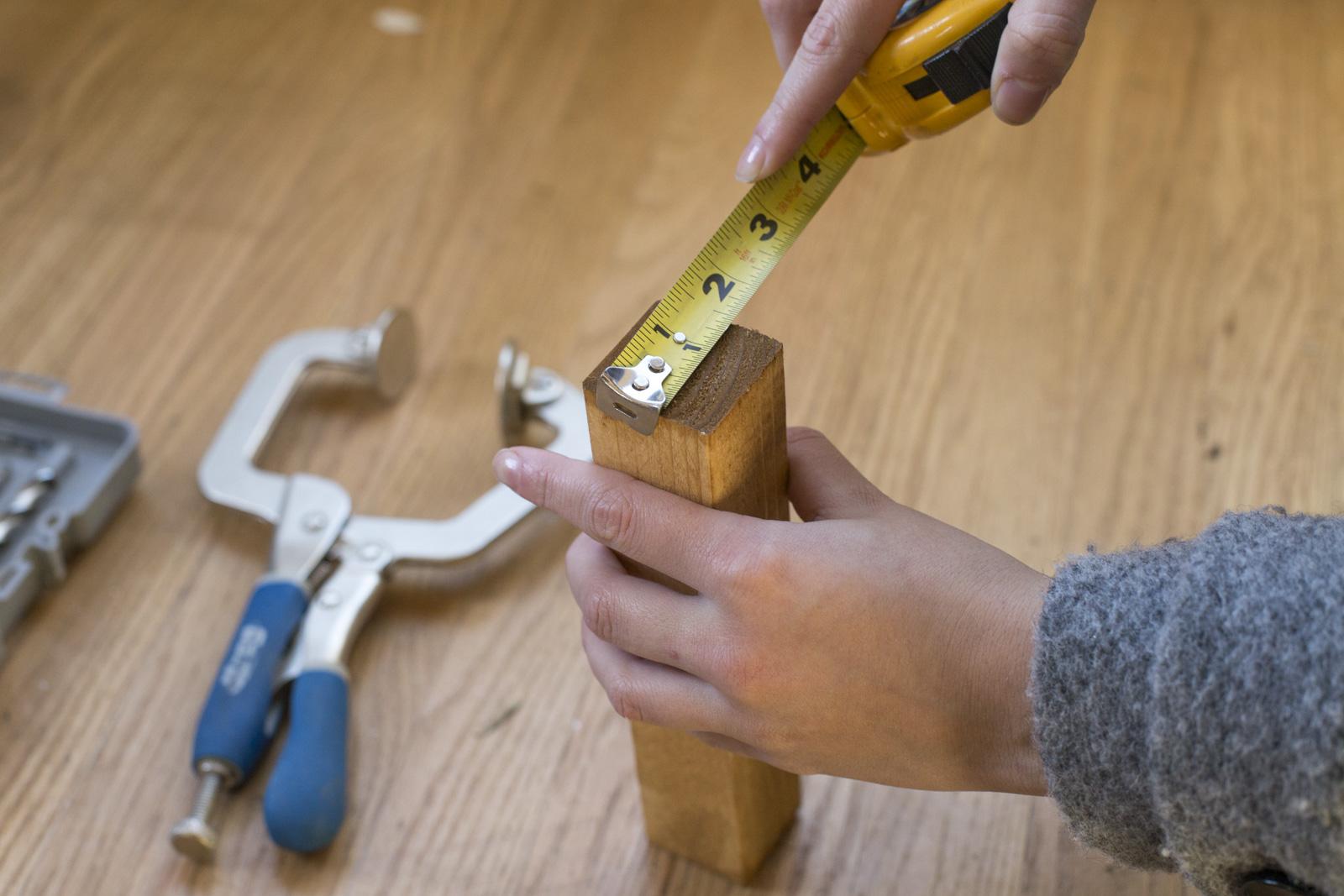measure board for kreg jig