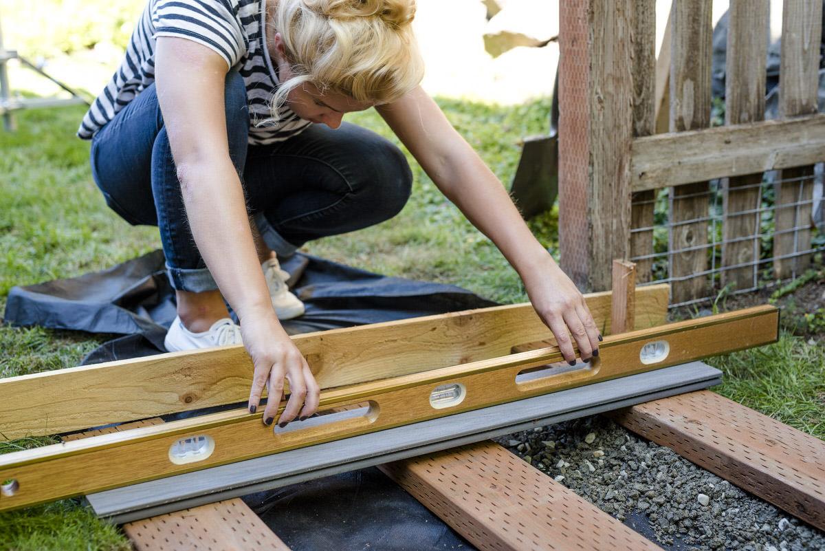 Dunn DIY How to Build a Boardwalk Seattle WA 15