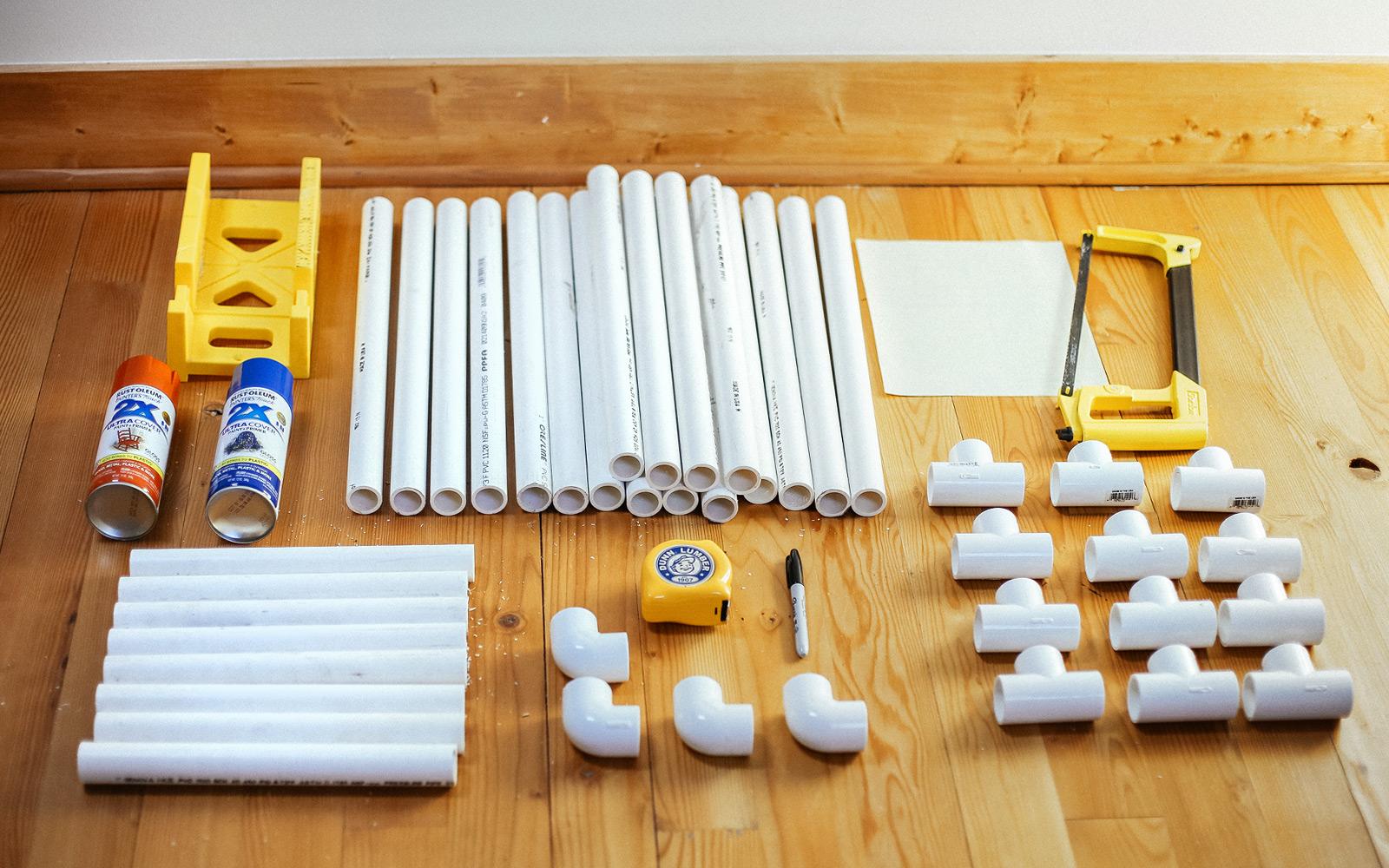 ladder golf materials