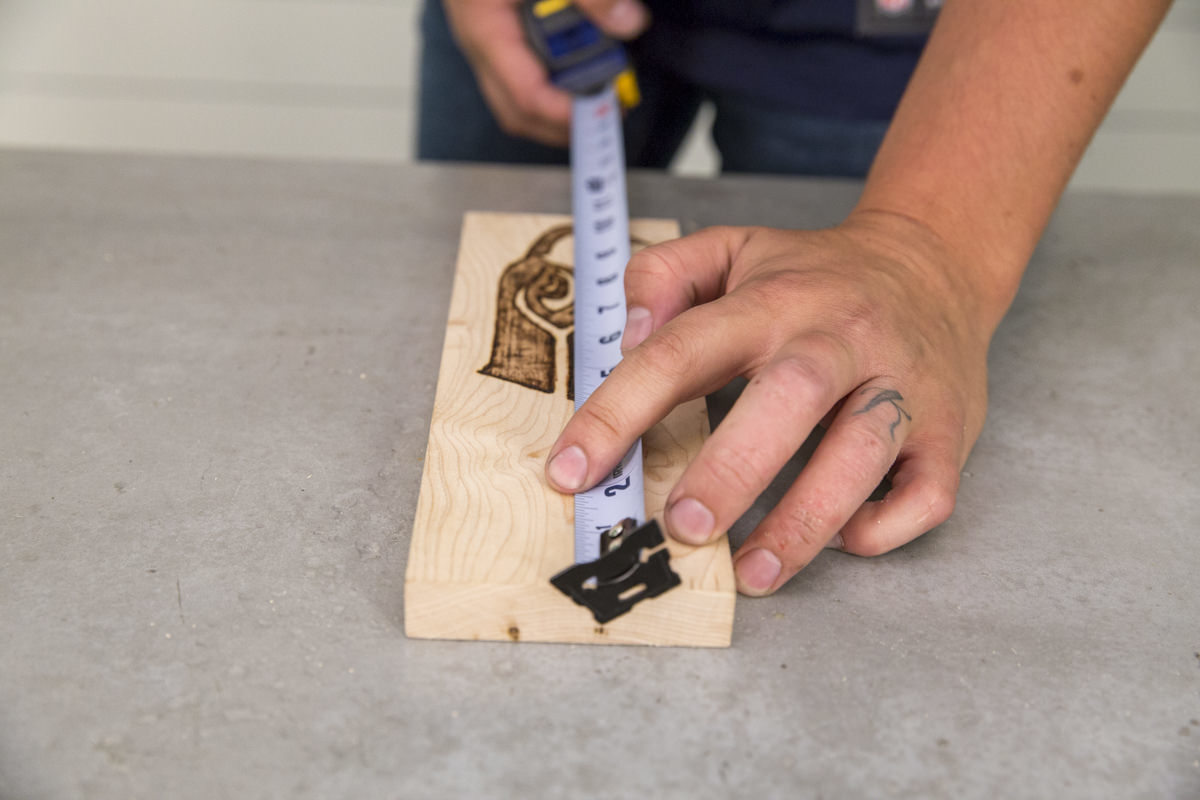Dunn DIY How to Make a Magnetic Bottle Opener Seattle WA 13