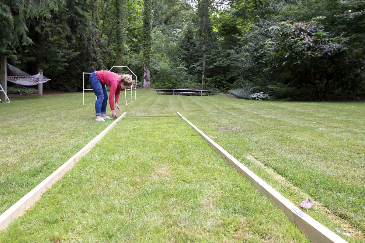 building diy slip and slide