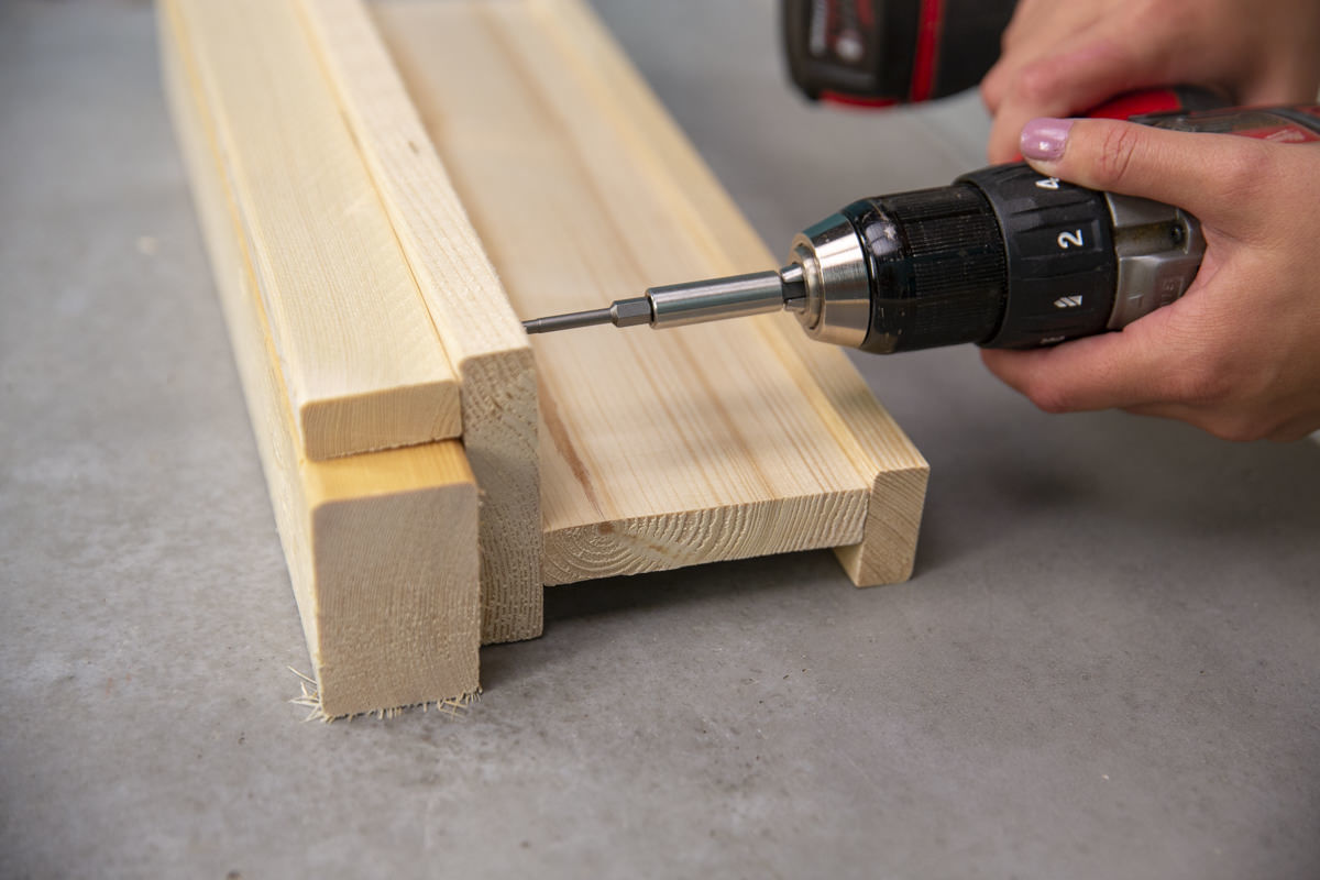 drilling spice rack