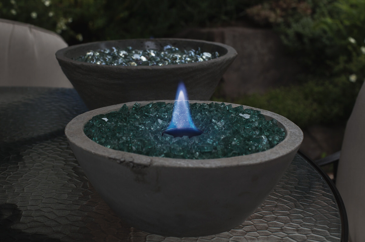 How to Make a DIY Tabletop Fire Pit