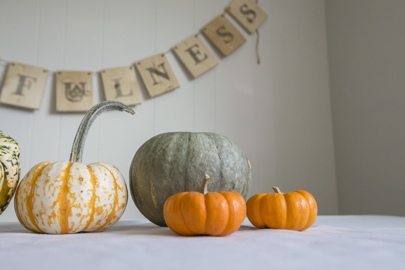 fall home decoration diy