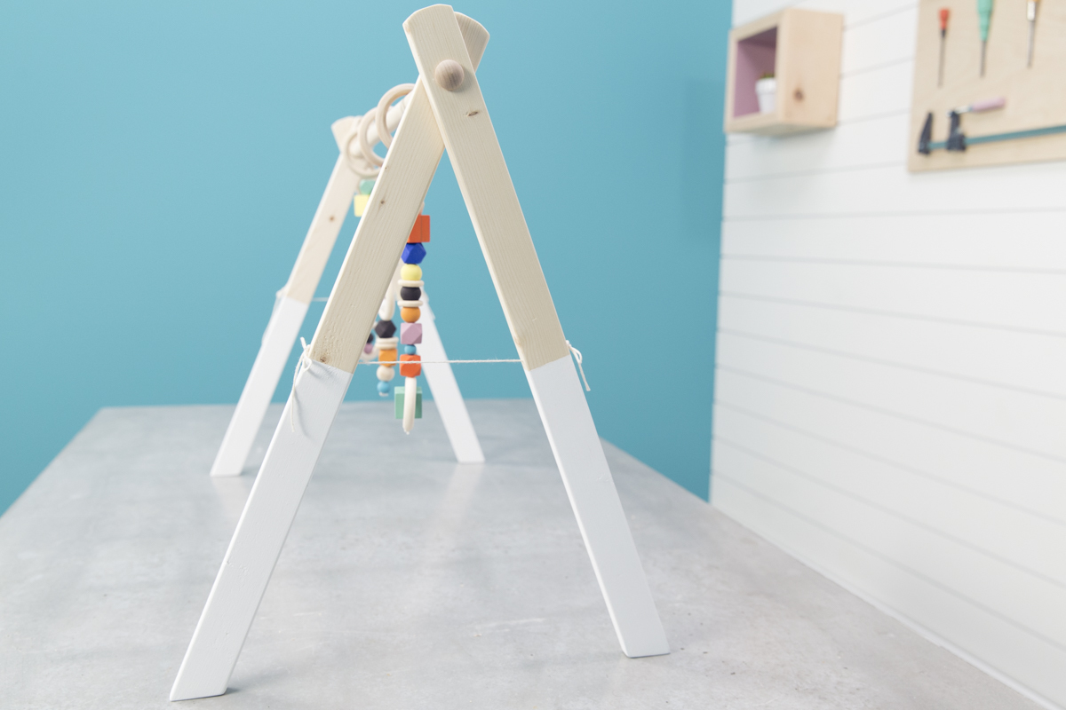 How To Make A Wooden Baby Gym Diy Baby Gym Dunn Diy