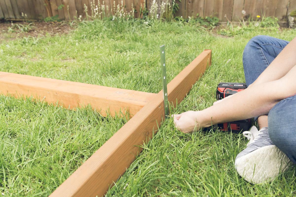attaching hammock crossbeam