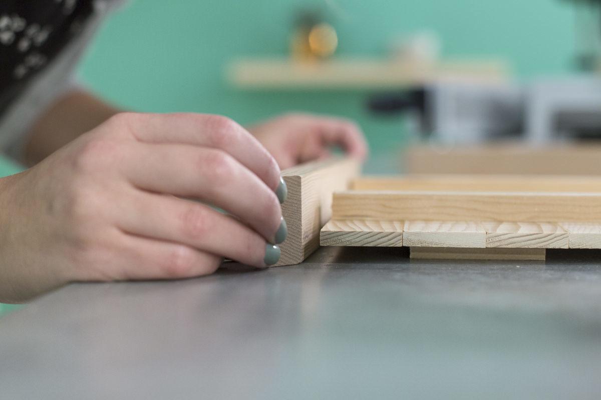 Dunn DIY How to Make a Dual Purpose Bathtub Caddy and Breakfast Tray Seattle WA 19