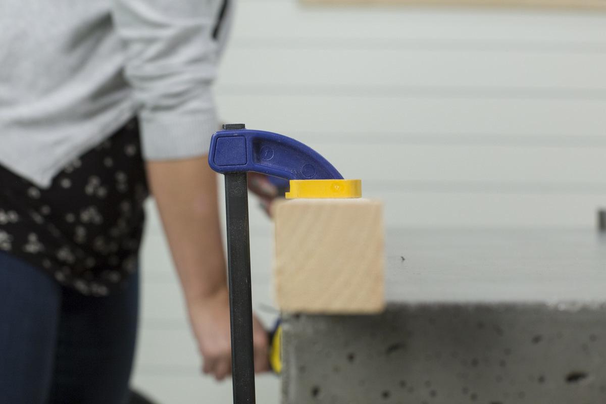 Dunn DIY How to Make a Dual Purpose Bathtub Caddy and Breakfast Tray Seattle WA 7